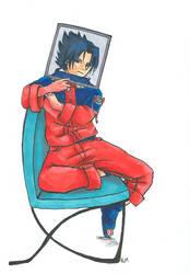 Sasuke-Wannabe by kemu