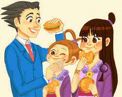 Burgers! by HBLUE
