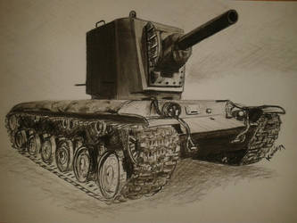 KV-2 by Dandy58