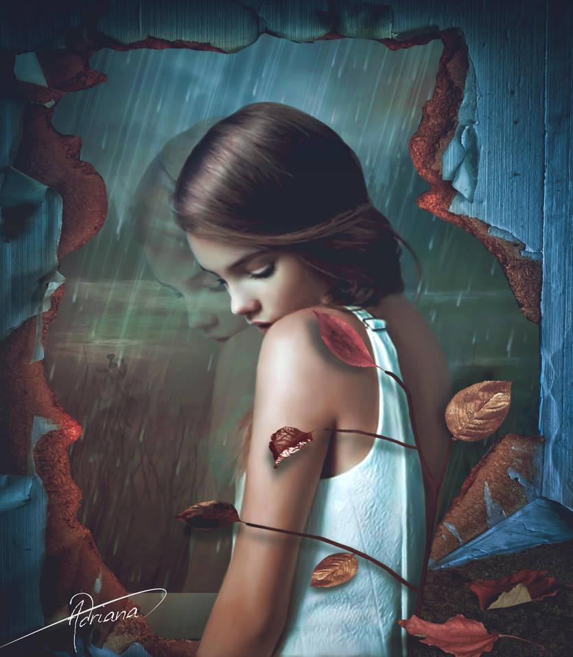 El color de la lluvia by Adriana-Madrid