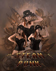Steam Punk by Adriana-Madrid