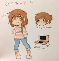 Rose Jr. ref by Sakuui