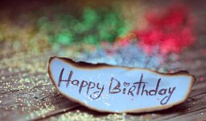 Happy Birthday! 4 by NastyaTulupova