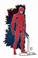 Daredevil by rhixart