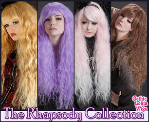 Rhapsody Collection by GothicLolitaWigs