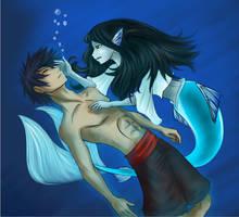 Drowning by GrlwhoKnowSummat