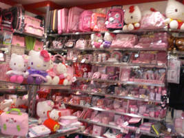 Hello Kitty Heaven by Sorayachi