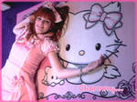 Sweet Lolita and Charmmy Kitty by Sorayachi