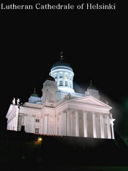 Lutheran Cathedrale Helsinki by Sorayachi
