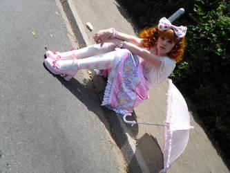 Sweet Lolita at Dokomi 2011 by Sorayachi