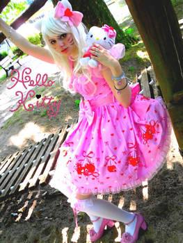 Hello Kitty Lolita - Amiru 2011 by Sorayachi