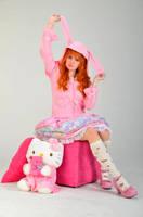 Sweet Lolita Bunny by Sorayachi