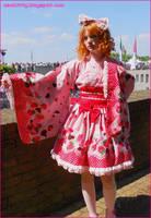 Wa-Lolita Style (Japantag 2012) by Sorayachi