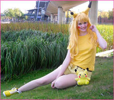Pikachu, I choose you - Pokemon Days 2012 by Sorayachi