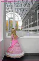 Princess Peach Cosplay 2012 by Sorayachi
