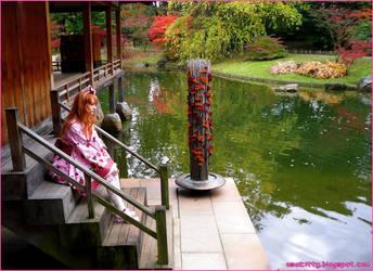 Japanse Tuin Hasselt - Japanese Garden by Sorayachi