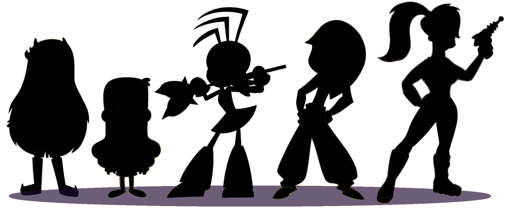 Coco Silhouette Test png by miitoons