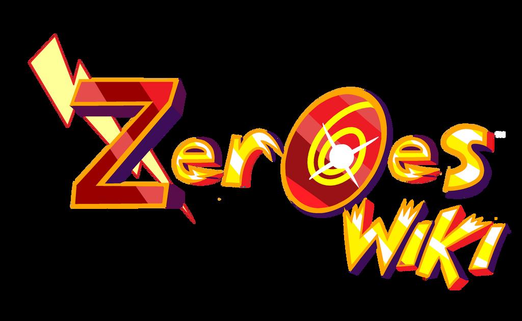 Zeroes Wiki Logo by miitoons
