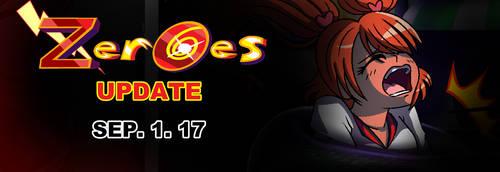 New Zeroes Update! 9. 1. 17 by miitoons