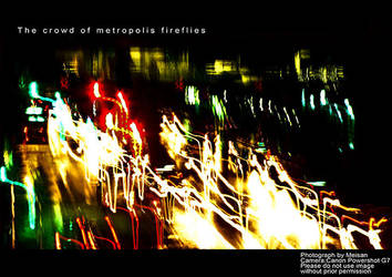 metropolis fireflies by meisan