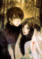 ::BLOOD BRIDE:: by meisan