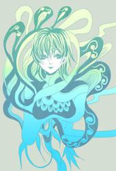 ::FleurII ink:: by meisan
