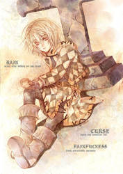 ::Rain Curse Painfulness:: by meisan