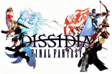 Dissidia: Final Fantasy by DeadFantasyFreak