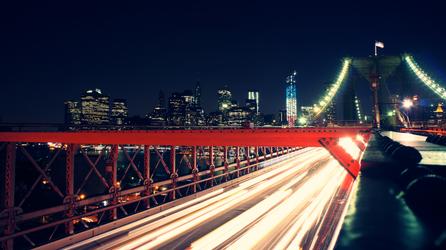 Midnight In Manhattan by atLevel1Alt