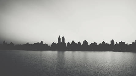 He was too romantic about Manhattan VSCO Grey Edit by atLevel1Alt
