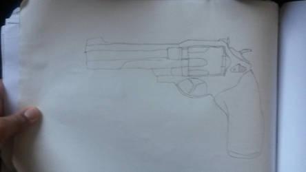 gun practice (practica) by Galer-X