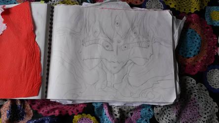 Weird demon (demonio Raro) by Galer-X