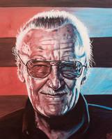 Stan Lee by gavcam