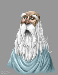Oldman Color Version by Aryellyii