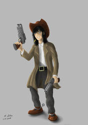 Cowboy4 Final Version by Aryellyii