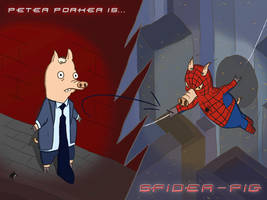 Spider-Pig by NfERnOv2