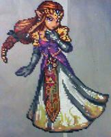 Princess Zelda by phantasm818