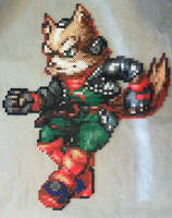 Fox McCloud by phantasm818