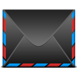 Envelope Icon by karanrajpal14