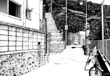 Onomichi by Kayo7