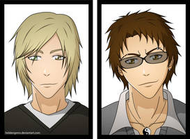 The Boys by Mangsney