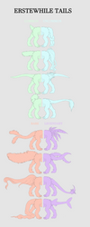 Erstewhile Tail Traits by Irabus