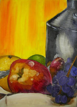 Fruit Still Life by loveyounot0420