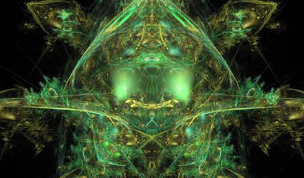 Gold Gremlin by ramworship