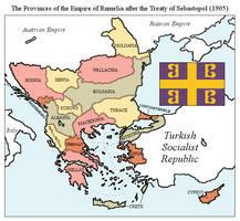 Empire of Rumelia by xpnck