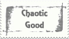 Chaotic Good by Argendriel