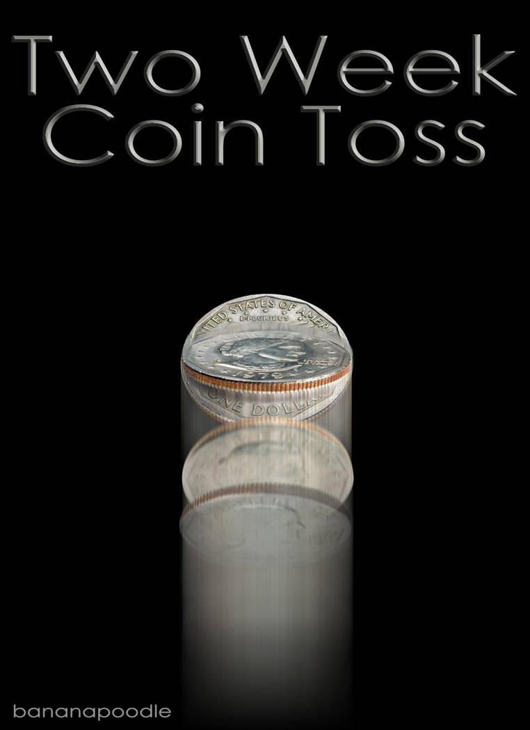 Two Week Coin Toss by RinMitzuki