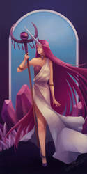 Amethyst - Coming soon on NeonMob by TenshiHime7