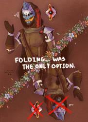 Fold by WaysideWandererr