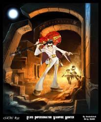 Vampire Hunter E by thedarkcloak